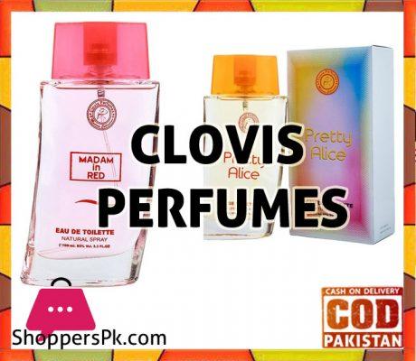 Clovis Perfumes
