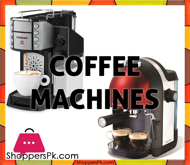 Coffee Machines price in Pakistan