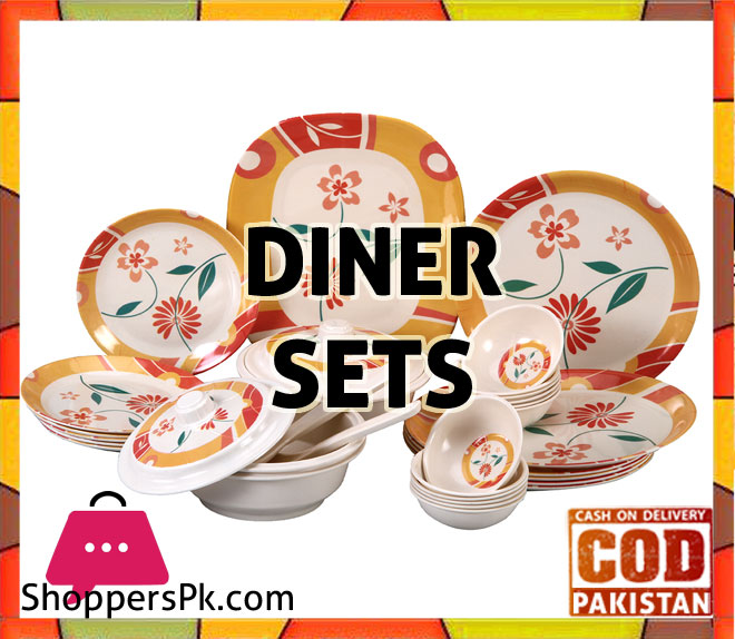 Buy Online Marble Dinner Set in Pakistan