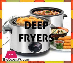 Deep Fryers