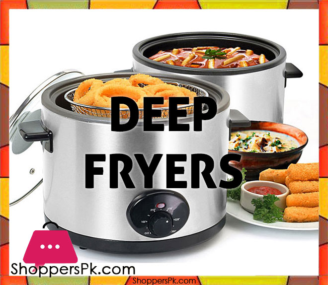 Deep Fryers price in Pakistan