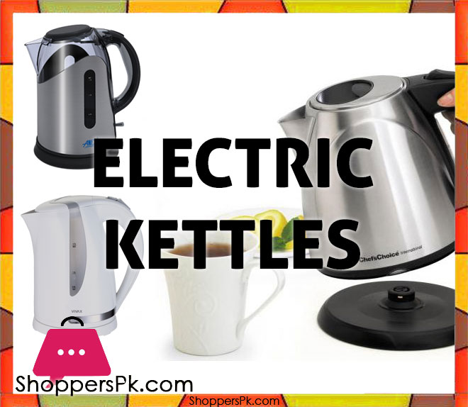 Electric Kettles price in Pakistan