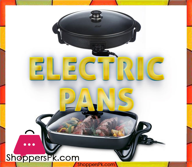 Electric Pans price in Pakistan