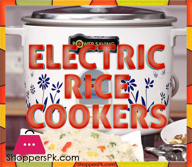 Electric Rice Cookers price in Pakistan