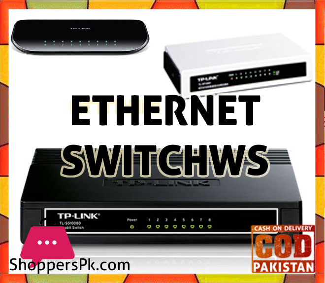 Ethernet Switches Price in Pakistan