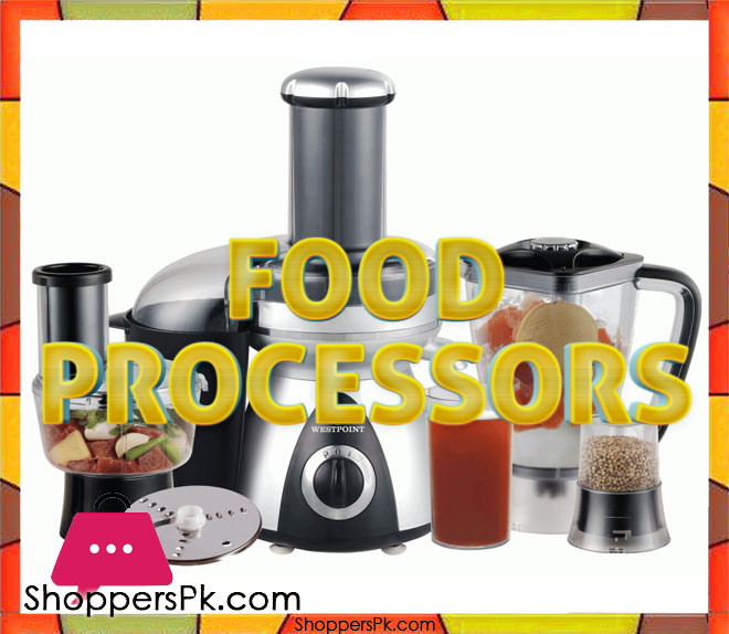 Food Processors price in Pakistan