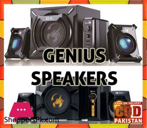 Genius Speakers