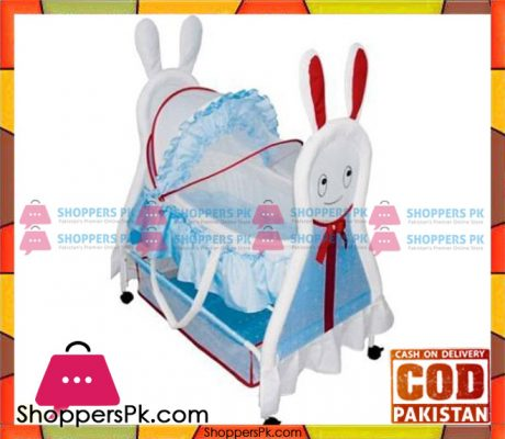 High-Quality-Baby-Rocking-Cradle-KDD-183-Price-in-Pakistan-Blue