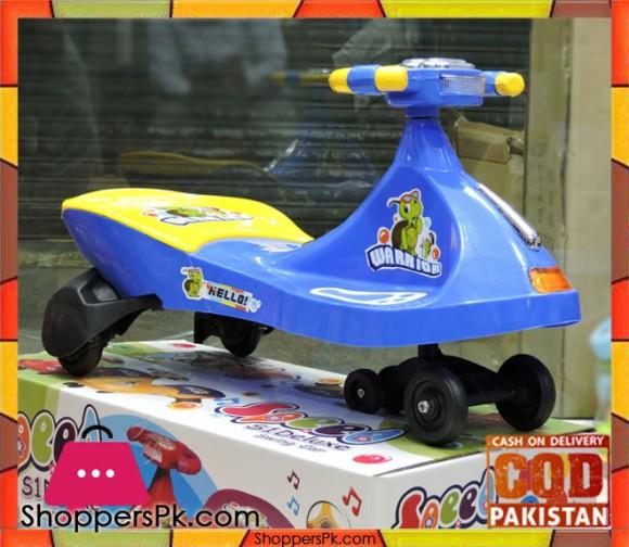 Kids Toys Auto Walker Swing Car (Steering Drive) S1