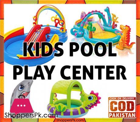 Kids Pool Play Center