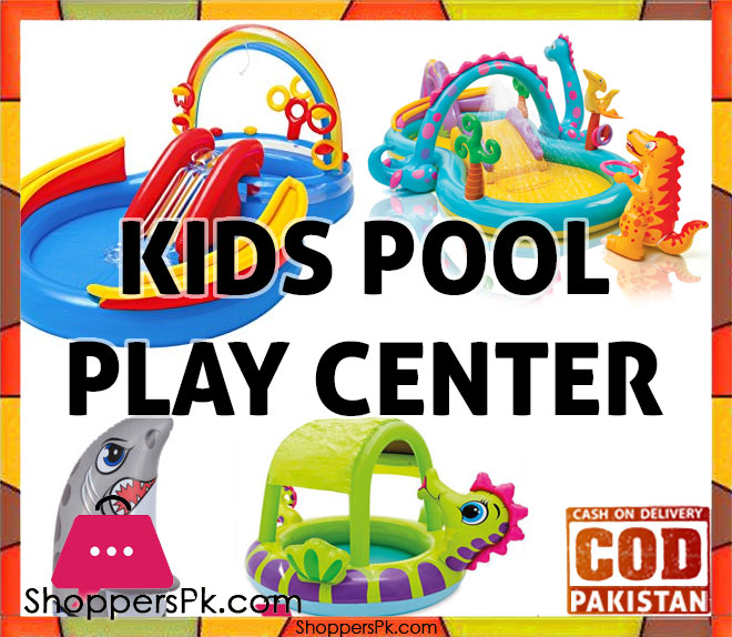 Kids Pool Play Center price in Pakistan