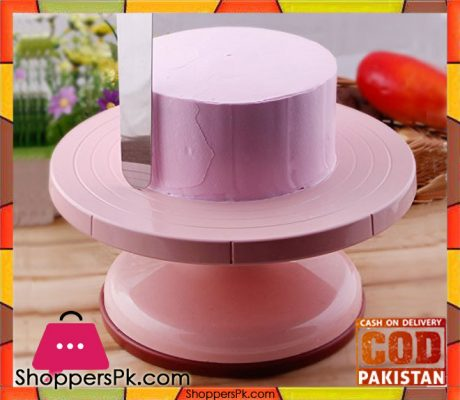 Kingmil-High-Quality-Cake-Turntable-YL-193-Price-in-Pakistan