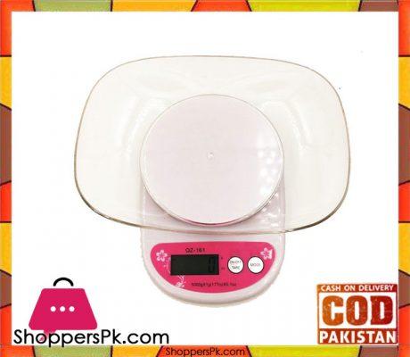 Kitchen-Digital-Scale-(QZ-161)-MAX5KG-Price-in-Pakistan