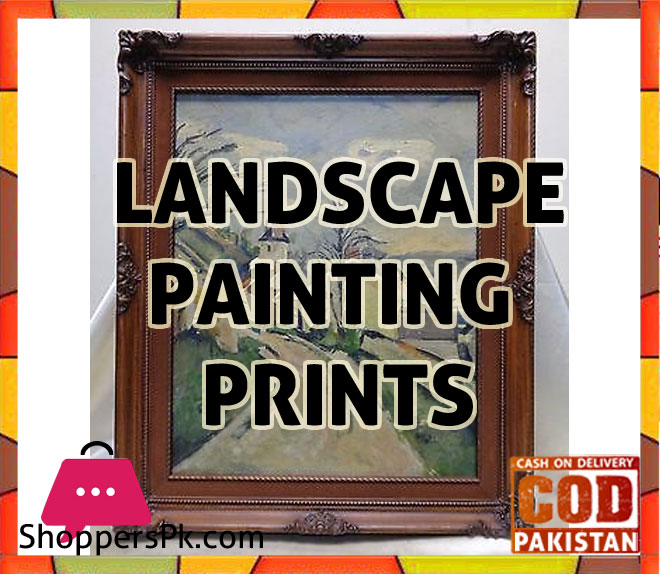Landscape Paintings Prints price in Pakistan
