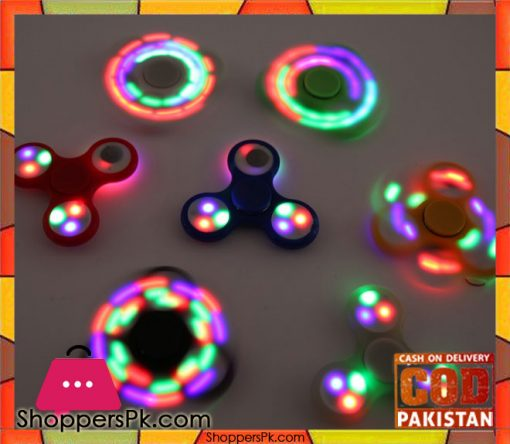 LED-Fidget-Hand-Spinner-in-Pakistan
