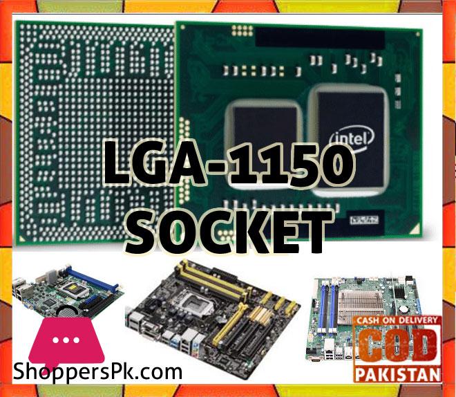 LGA-1150 Socket Price in Pakistan
