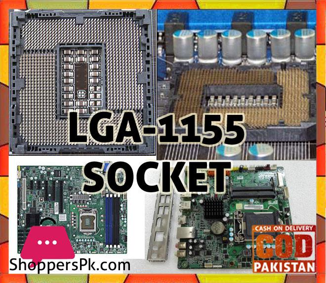 LGA-1155 Socket Price in Pakistan