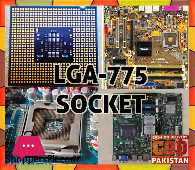 LGA-775 Socket Price in Pakistan