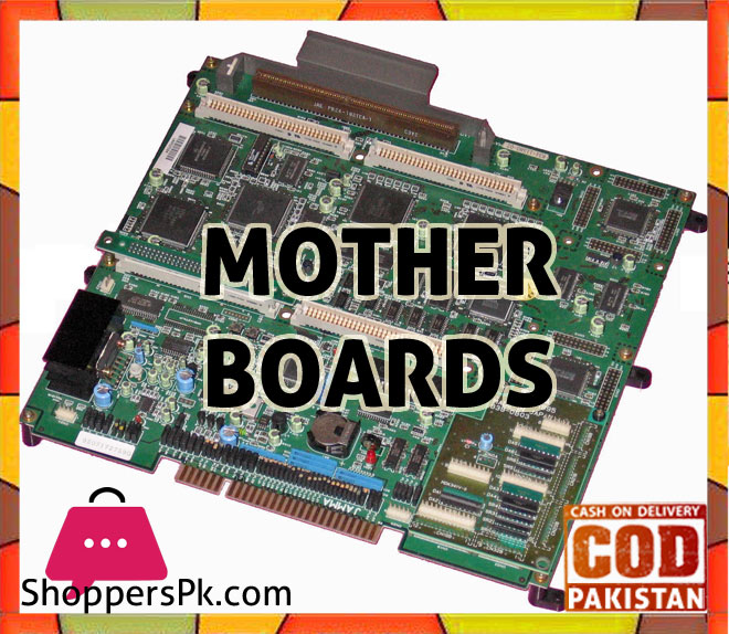 Motherboards Price in Pakistan