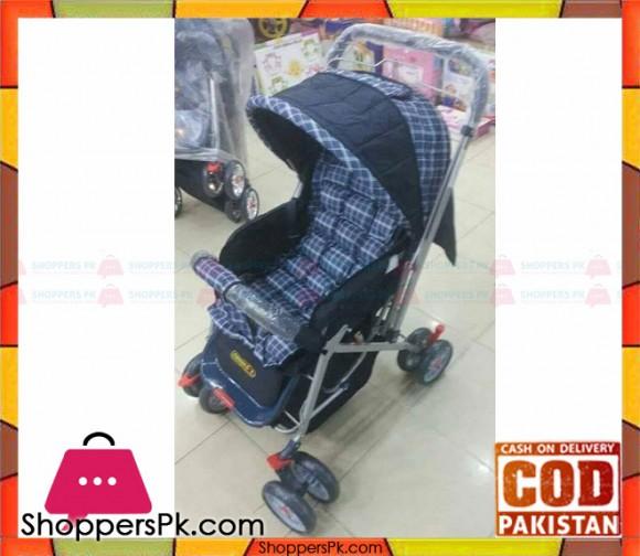 Mama Love 3 Position Baby Stroller