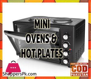 Mini Ovens & Hot Plates