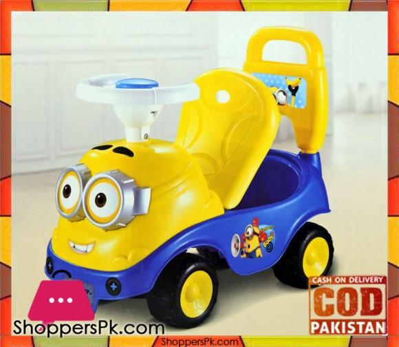 Minions Baby Car Music Steering Wheel 3380