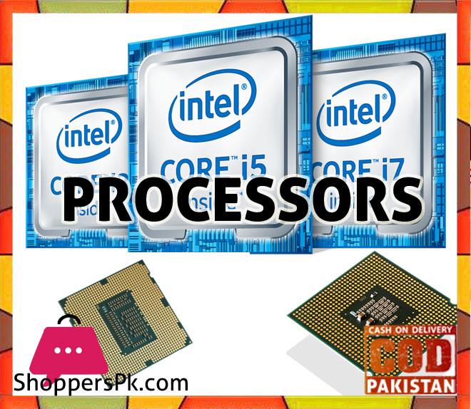 Processors Price in Pakistan