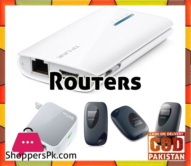 Routers Price in Pakistan