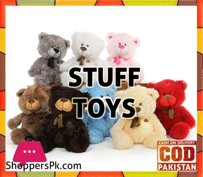 Stuff Toys price in Pakistan