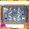 Sailor Rope Knot & Ladder Board 3D Wall Decor Display Box