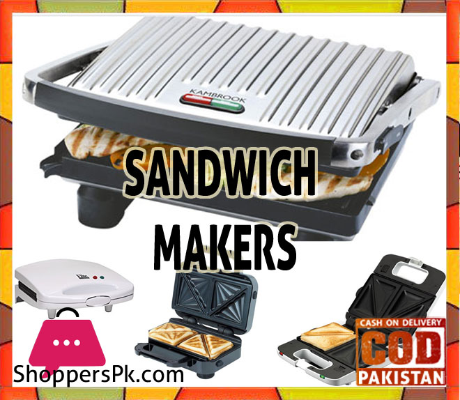 Sandwich Makers price in Pakistan