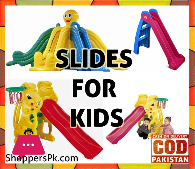 Plastic Slides For Sale in Pakistan