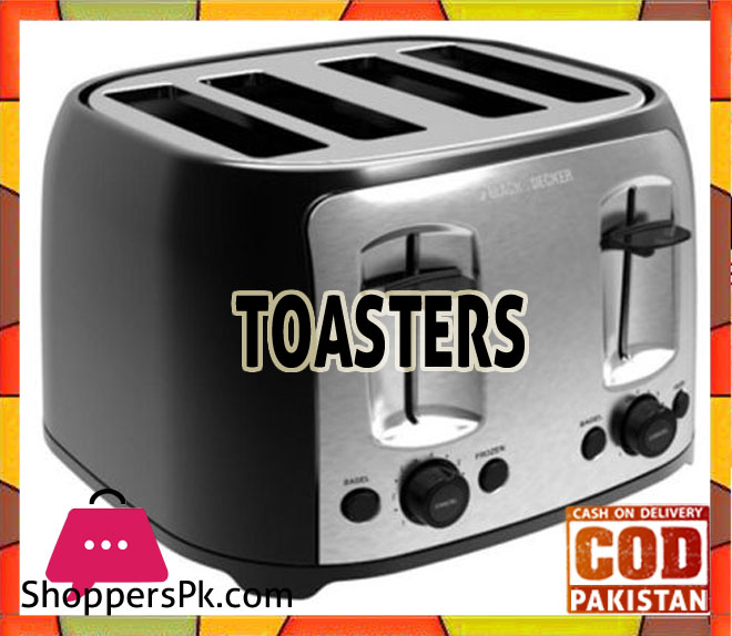 Toasters price in Pakistan