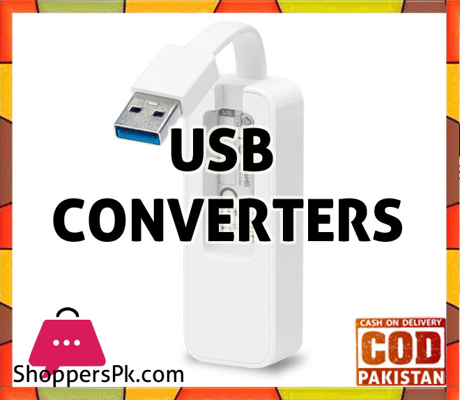 USB Converters Price in Pakistan