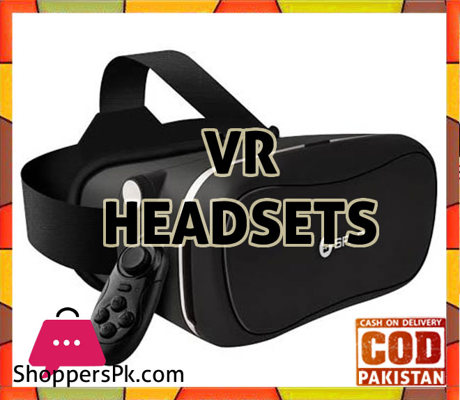 VR Headsets Price in Pakistan