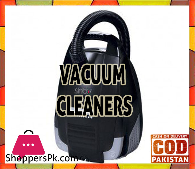 Vacuum Cleaners price in Pakistan