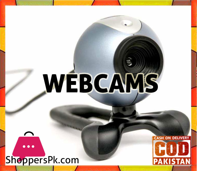 Webcams Price in Pakistan