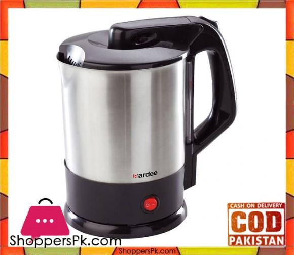 AARDEE 1.5L Tea Maker with Stainless Steel Body - ARKT-2500TM - Karachi Only