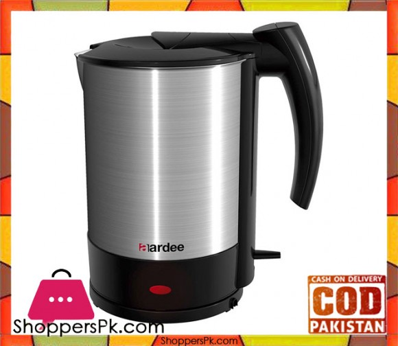 AARDEE 1.7L Cordless Kettle SS Body with STRIX Control - ARKT-2700SS - Karachi Only