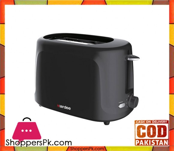 AARDEE 2 Slice Cool Touch Pop-Up Toaster - ARTO-7002 - Karachi Only