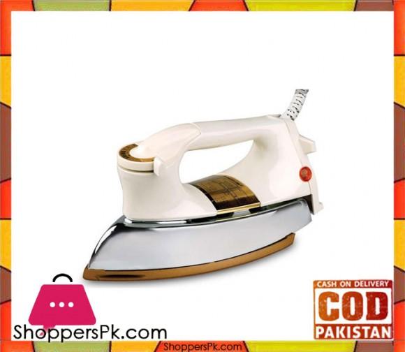 Anex Dry Iron - 1000 W - Anex AG-1079B - Karachi Only