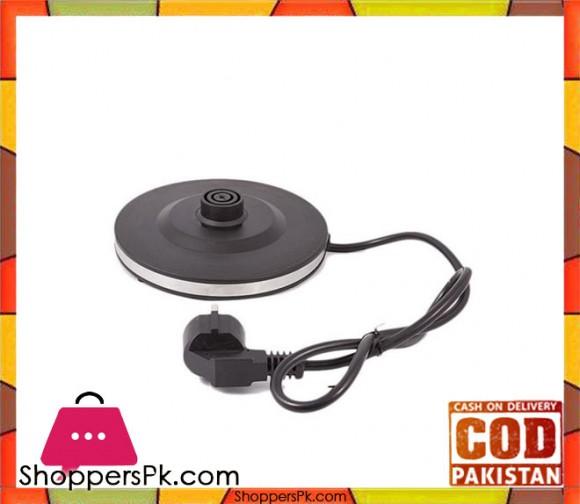 Anex AG-4046 - Deluxe Steel Kettle - 1.7 Liter - Silver - Karachi Only