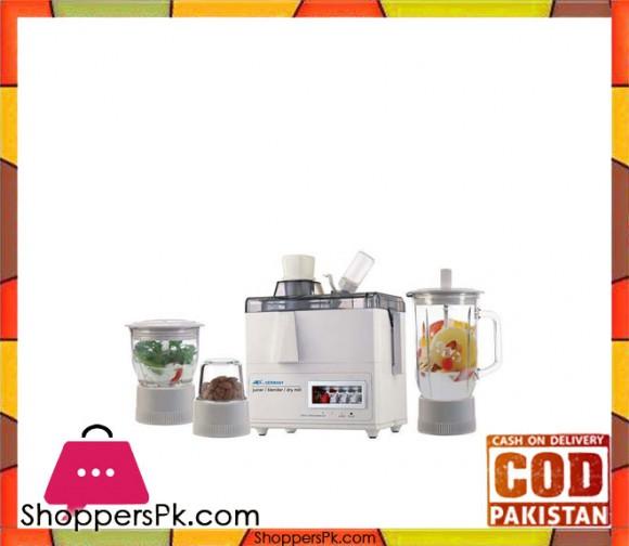 Anex AG-179 GL - Juice, Blender & Grinder - White - Karachi Only