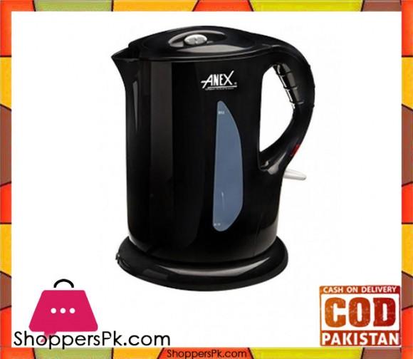 Anex AG-753 - Kettle - 1.0 Ltr - Black - Karachi Only