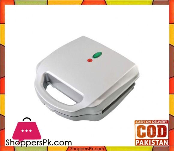 Anex AG-2041 - Deluxe Sandwich Maker - Grey - Karachi Only
