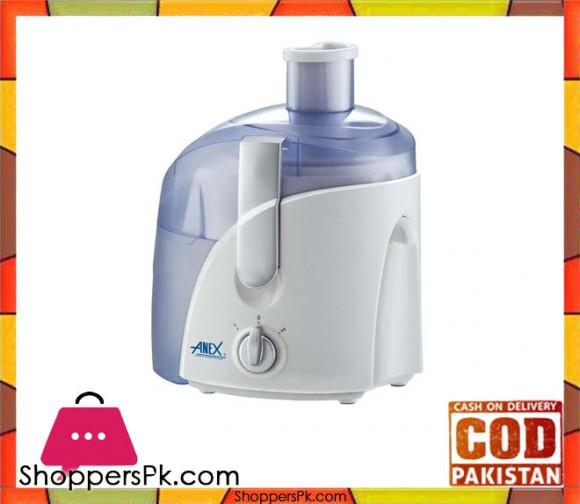 Anex AG-81 - Juicer - White - Karachi Only