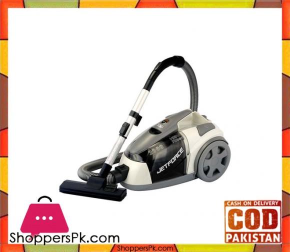 Anex AG-2095 Vacuum Cleaner 1500 Watt - Grey & Black - Karachi Only