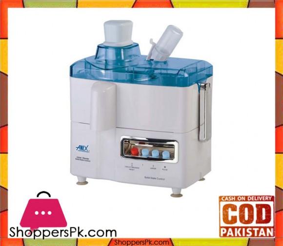 Anex AG-78 - Juicer - White - Karachi Only