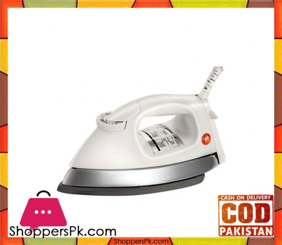 Anex Dry Iron - White - Karachi Only