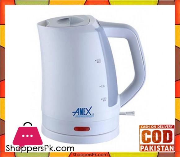 Anex Kettle - AG-4030 - Black - Karachi Only